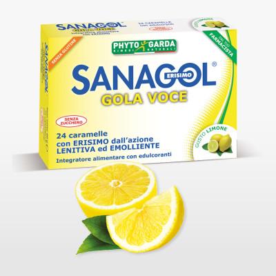 Sanagol Gola Voce Limone