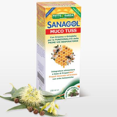 Sanagol Muco Tuss Erbe Balsamiche