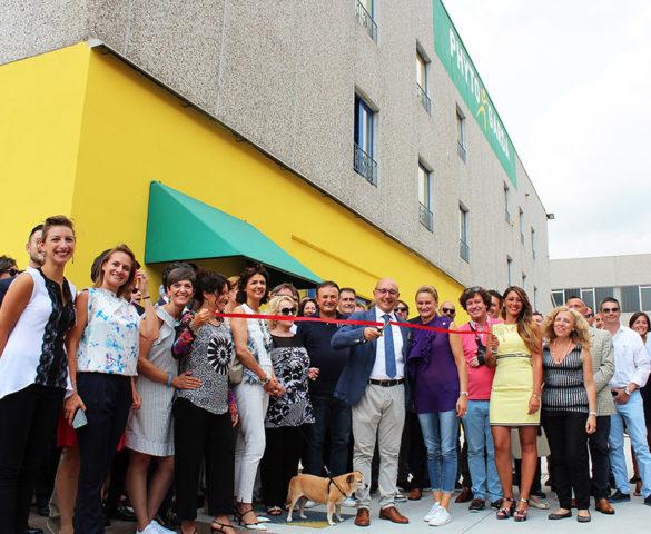 Inaugurazione nuova sede Phyto Garda