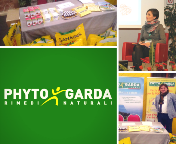 PHYTO GARDA presente all'incontro COSMOFARMA – ON THE ROAD