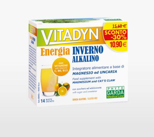 phyto garda integratore magnesio vitamine