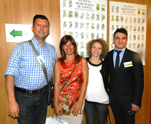 Phyto Garda at the the XXIV SIFIT National Congress (Italian Society of Phytotherapy)
