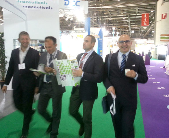Vitafoods Europe opens today!