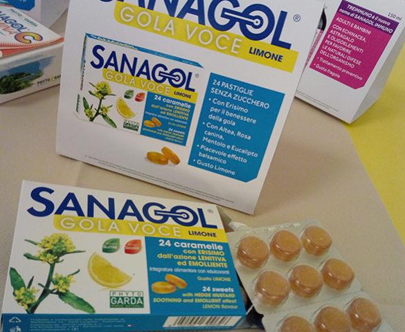 sanagol phyto garda tasting
