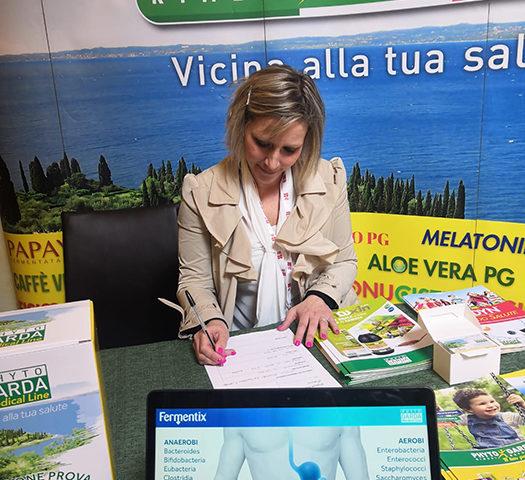 informatrice congresso pediatri