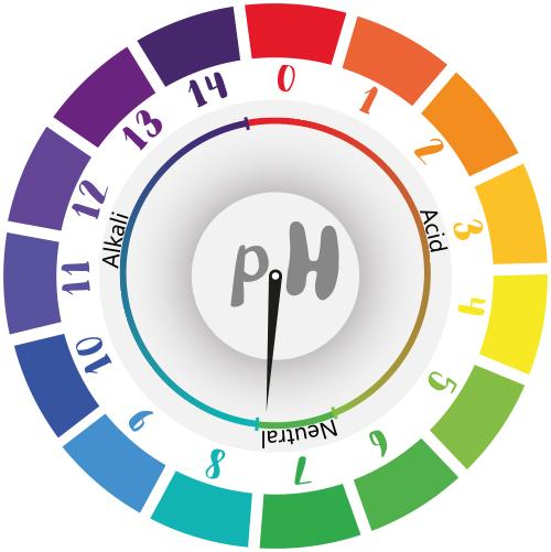 acidità e alcalinità ph