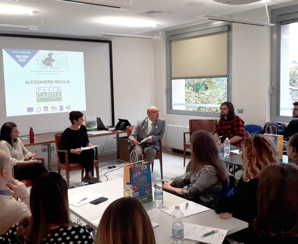 WORKSHOP BUSINESS & NETWORKING: RETI DI VALORE